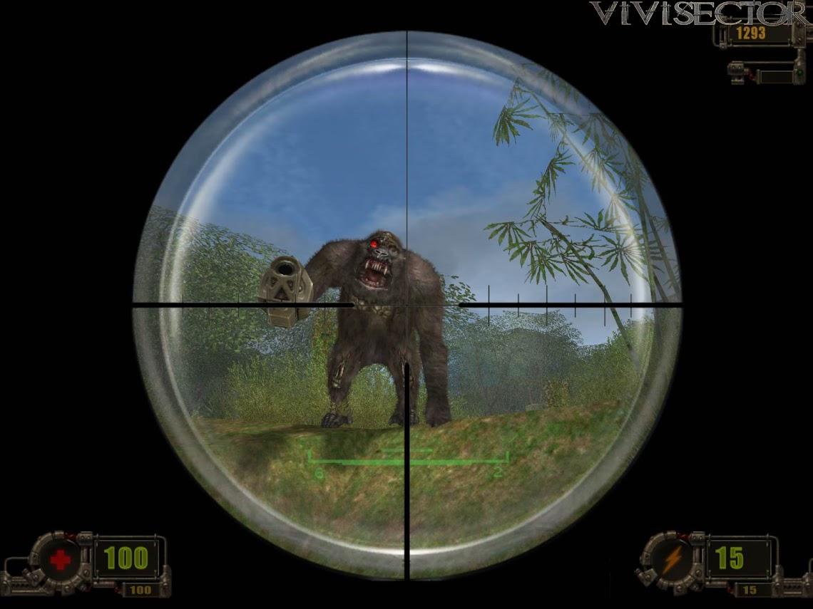 Vivisector: Beast Inside