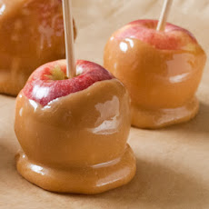 Honey Vanilla Caramel Apples