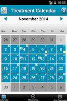 Screenshot of My Fertility Diary - IVF Rx