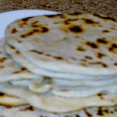Tortillas De Harina (Flour Tortillas)