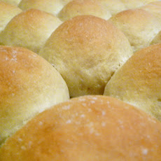 Bread Baking: Sweet Potato Buns