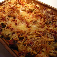 Gratin of Beef and Potatoes