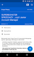 Screenshot of Pracuj.pl - Oferty pracy