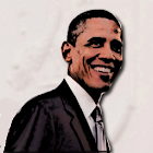 Obama Stand Up Comedy Free! icon