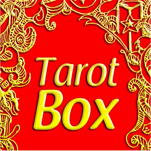 TarotBox LOGO-APP點子