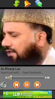 Screenshot of Syed Fasihuddin Naats