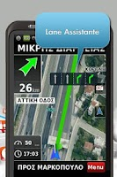 Screenshot of CitisNAV (7days full trial)