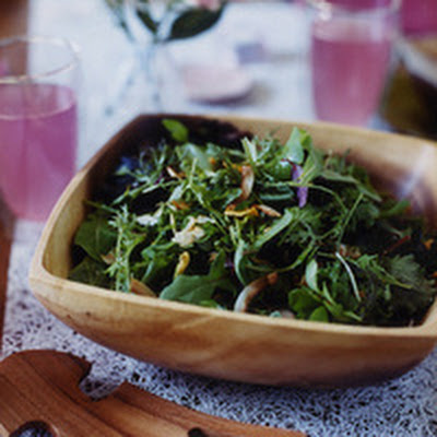 Green Tea Salad