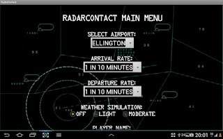 Screenshot of RadarContact