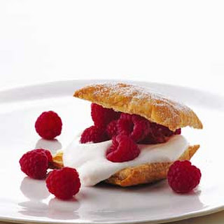 Raspberry Creme Fraiche Recipes