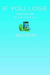 Recover Your Deleted Files - screenshot