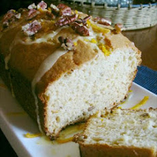 orange pecan tea bread