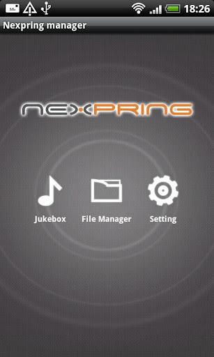 Nexpring Manager