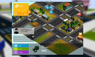 Screenshot of Commanager HD - Cities