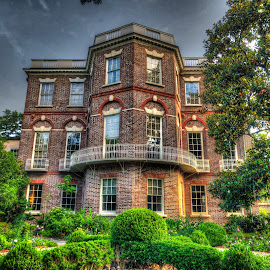 Nathaniel Russel House HDR by Jonathan Jackson - Buildings & Architecture Homes ( hdr )