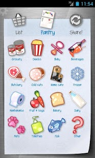Free Download Shopping List - ListOn Free APK for Samsung