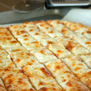 Pizza Dough Garlic Sticks Recipes