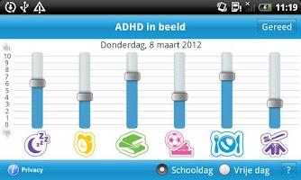Screenshot of ADHD in beeld: Dagelijkse moni