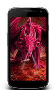 Screenshot of Dragons Wallpapers