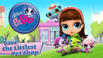 Screenshot of Littlest Pet Shop