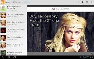 Screenshot of Digimarc® Discover