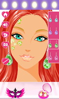 Screenshot of Makeup Salon - Kids Games