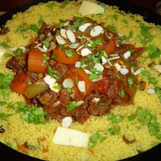 Fragrant Moroccan Beef, Date, Honey and Prune Tagine - Crock Pot