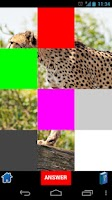 Screenshot of Puzzle Photo Quiz
