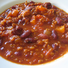 Champion Chili (Vegan)