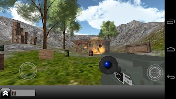 Screenshot of Guns & Destruction