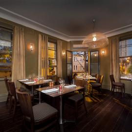 Verde Bar by Lee Underwood - Buildings & Architecture Office Buildings & Hotels ( interior, food, low light, restaurant, bar )