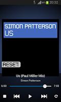 Screenshot of Inline Music Player Unlocker