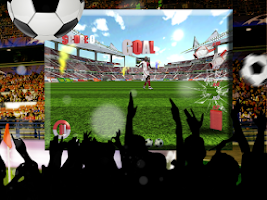 Screenshot of Football League: Real Soccer