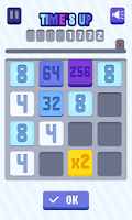 Screenshot of 2048 Numbers