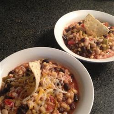 Moira Mitchell's Quick and Easy Taco Soup