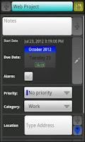 Screenshot of ToDo - Task List Note Reminder