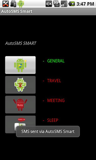 【免費通訊App】AutoSMS  (AutoReply) Smart-APP點子
