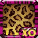 Gold Leopard theme icon pack icon