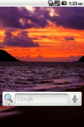 無料个人化Appのハワイライブ壁紙|記事Game