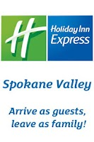 Screenshot of Holiday Inn Exp Spokane Valley