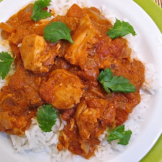 (not) Butter Chicken