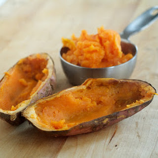 Southwest Sweet Potato Skins
