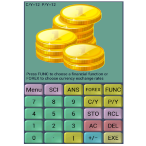 Cover art Financial Calculator (ad)
