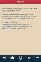 Screenshot of Samsung Galaxy Note REVIEW