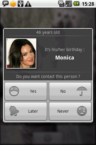 happycontacts for android screenshot
