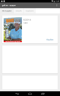 golf.en - epaper - screenshot