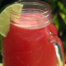 Watermelon Lime Spritzer