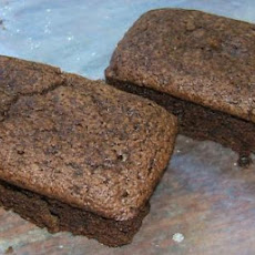 Rich and Chewy Low Fat Brownies