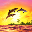 Sunrise Ocean icon