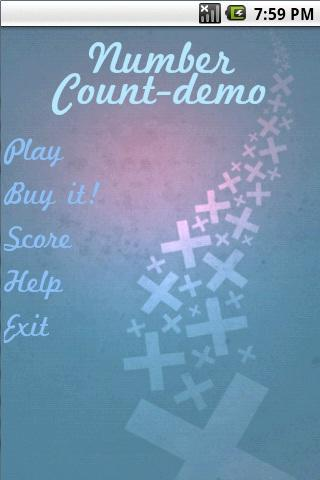 Number Count-Demo